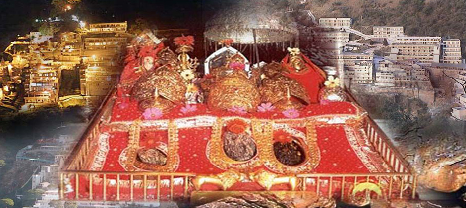 VAISHNODEVI-HELICOPTER PACKAGE-WITH-PATNITOP-JAMMU