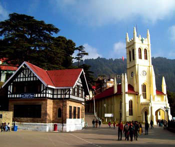 Shimla Manali Volvo with Toy Train | 06 Nights/ 07 Days