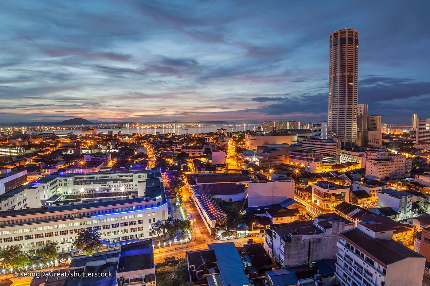 Penang  Orient Kuala Lumpur