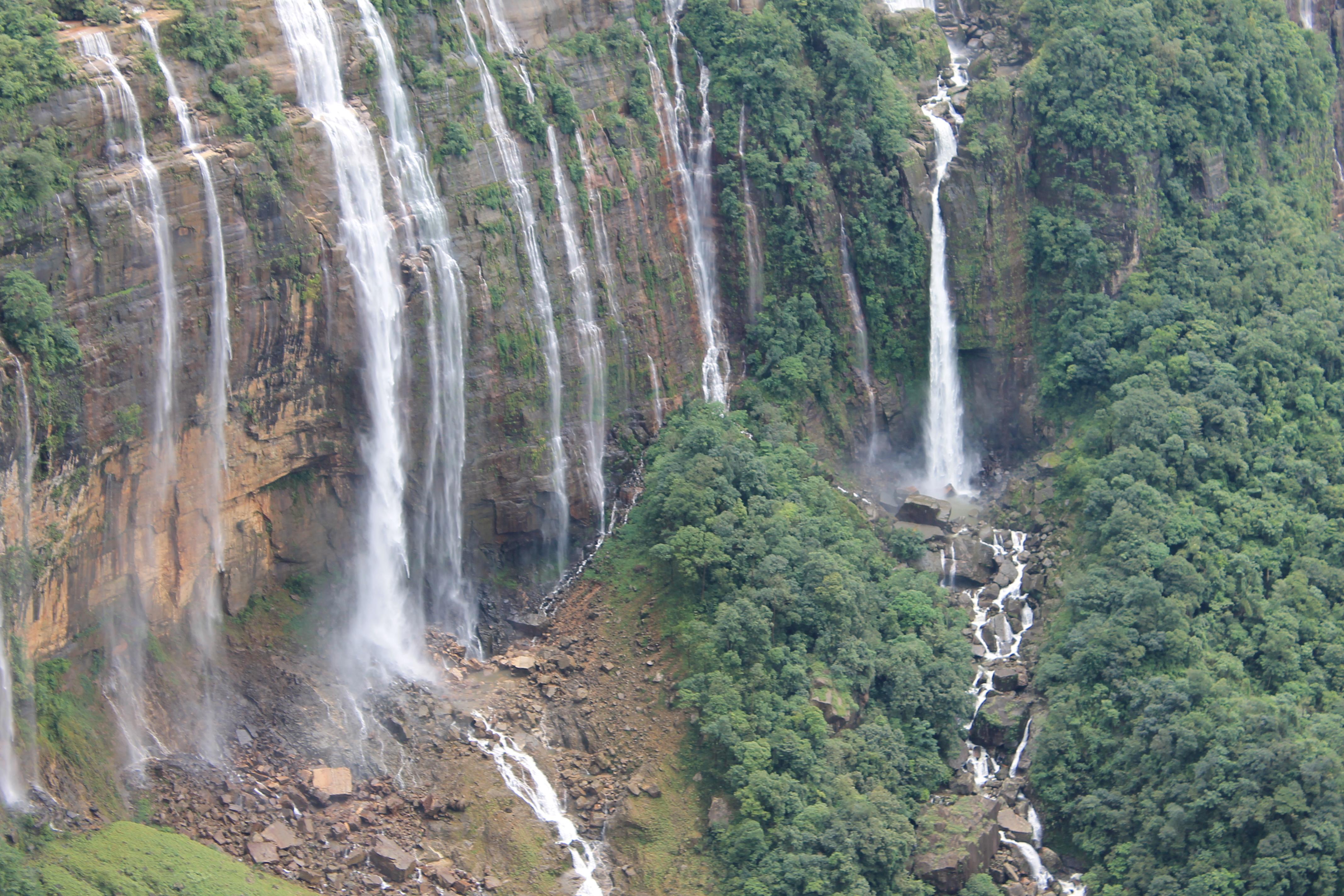 Assam -Meghalaya  Trip