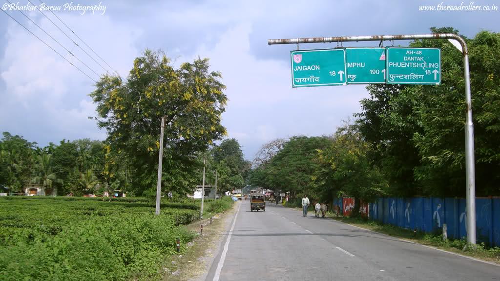 Paro Thimpu Punakha Paro