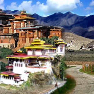 Romantic of  Bhutan