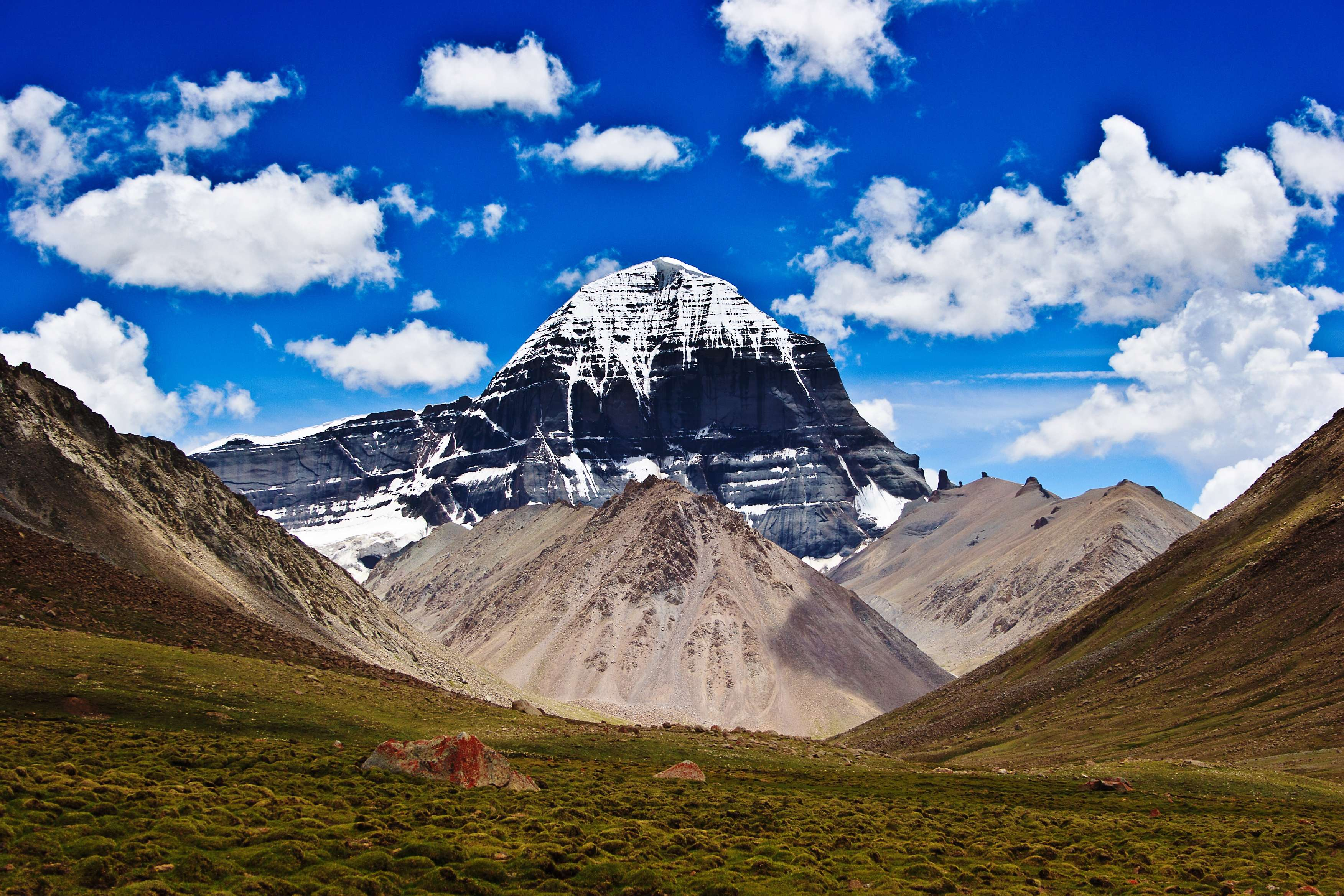 Kailash Manasarovar by Helicopter 2019