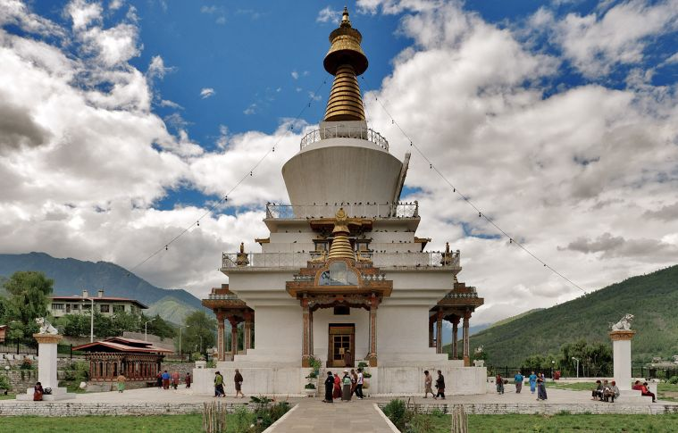 Thimpu Punakha Paro Tour Package