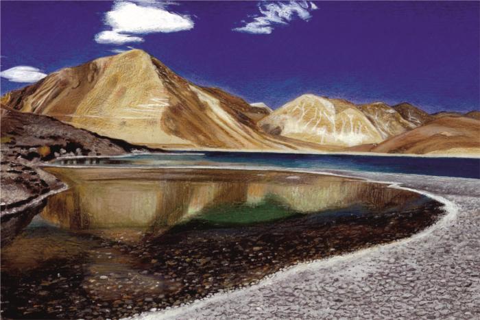 Trip by Srinagar leh Srinagar