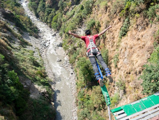 DESTINATION ESCAPE TO NEPAL
