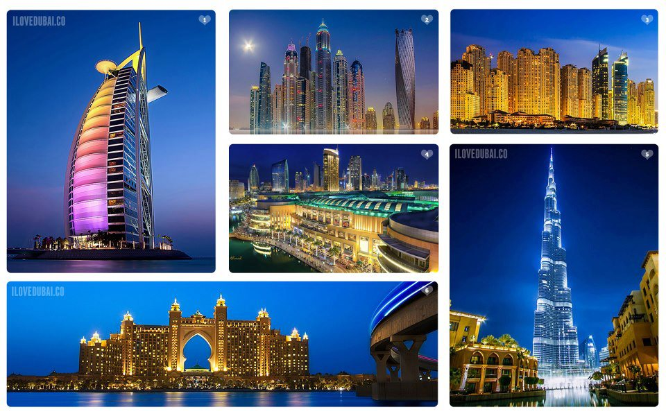 Destination Dubai Tour Package