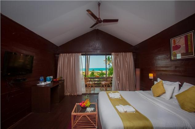 RIVA BEACH RESORTS, MORJIM, NORTH GOA 4* | 03 Nts 04 Day