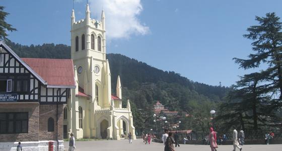 SHIMLA IN  MANALI TOUR