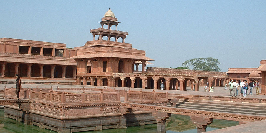 GOLDEN  TRIANGLE WITH TEMPLE TOUR
