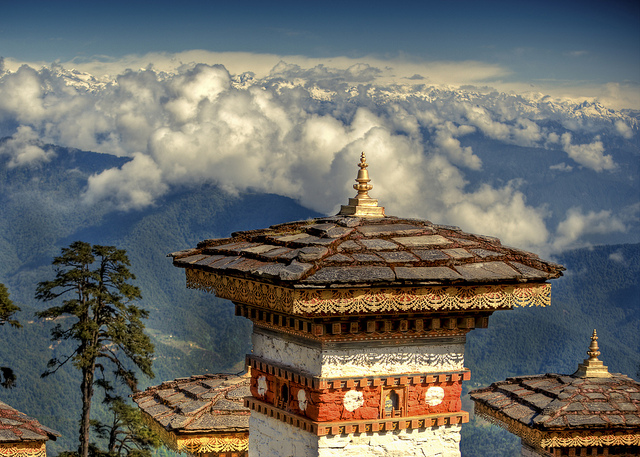 Destination Beautiful Thimphu City