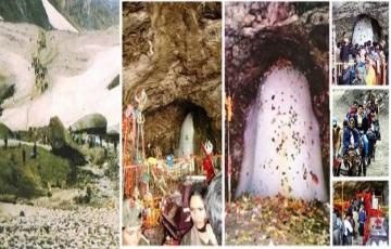 Shri Amarnath Yatra | Srinagar Trip
