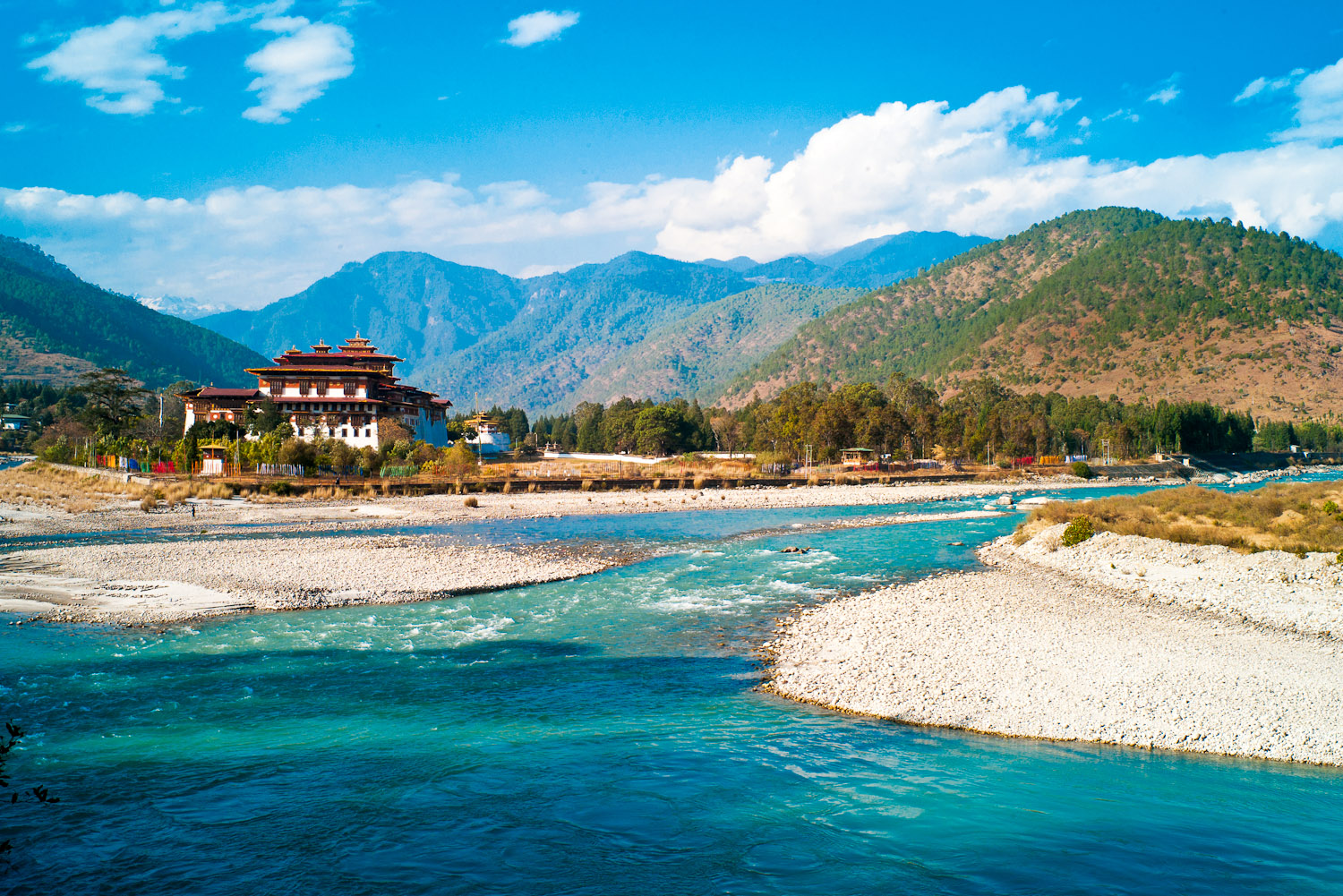destination  Place  Bhutan