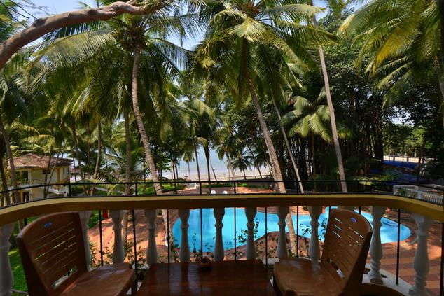 BAMBOLIM BEACH RESORTS, BAMBOLIM, 4* ON THE BEACH