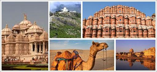 Jodhpur Bikaner Jaipur Tour