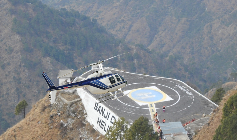 VAISHNODEVI HELICOPTER DARSHAN PACKAGE WITH AMRITSAR