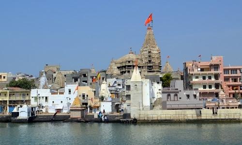 Ahmedabad 1N |  Gir 1N |  Diu 1N |  Somnath 1N |  Dwarka 2N | Rajkot 1N