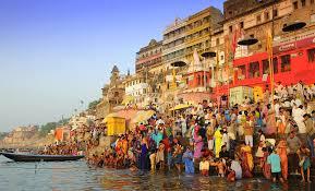 Destination Varanasi