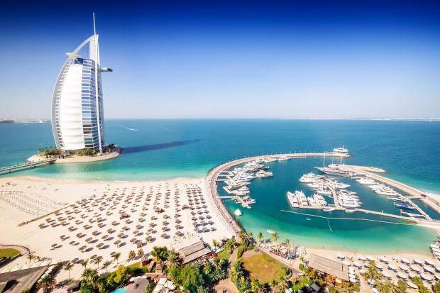 Destination  Dubai