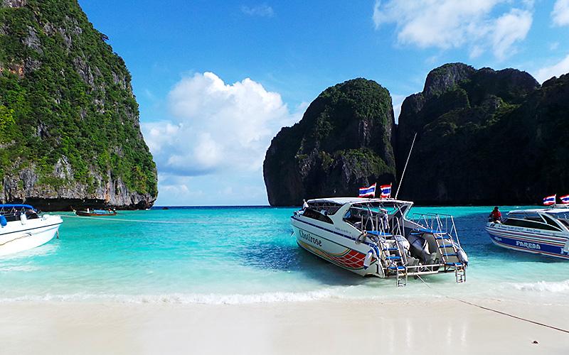 Thailand 02 Phuket  02 Bangkok