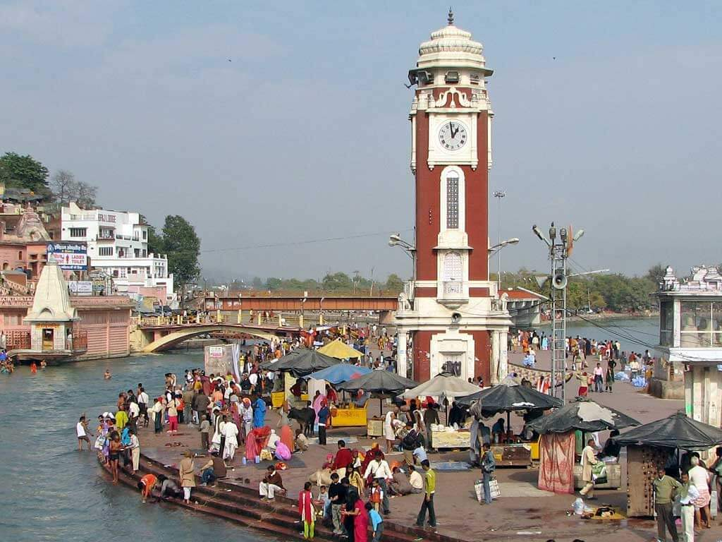 CHARDHAM TOUR PACKAGE HARIDWAR TO HARIDWAR FIXED DEPARTURE