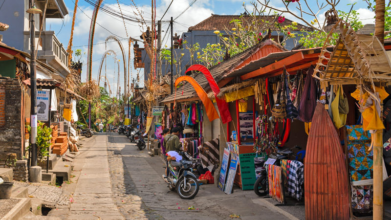 Destination Bali Honeymoon