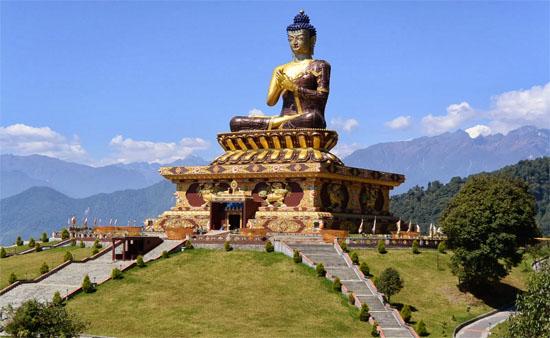 Darjeeling 2Nt  |  Gangtok 2Nt | Lachen 1Nt | Lachung 1Nt |Gangtok1Nt |  Kalimpong 1NT
