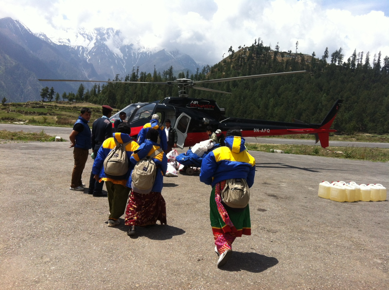 Kailash Mansarovar Yatra From Ex-Lucknow By Helicopter 2020
