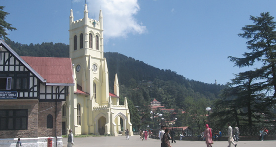 SHIMLA IN  MANALI TOUR