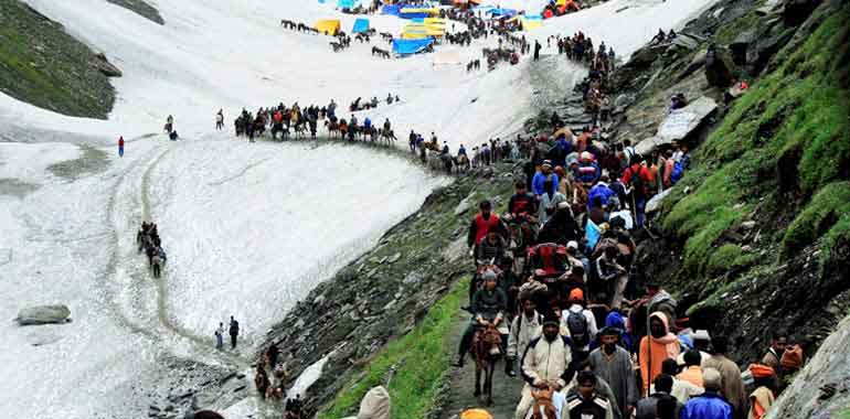 Amarnath Yatra  05 Nights  06 Days