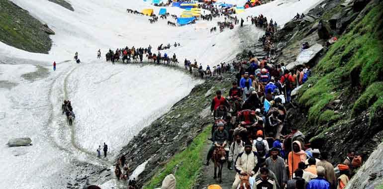 Trip Shri Amarnath Ji Yatra 2020