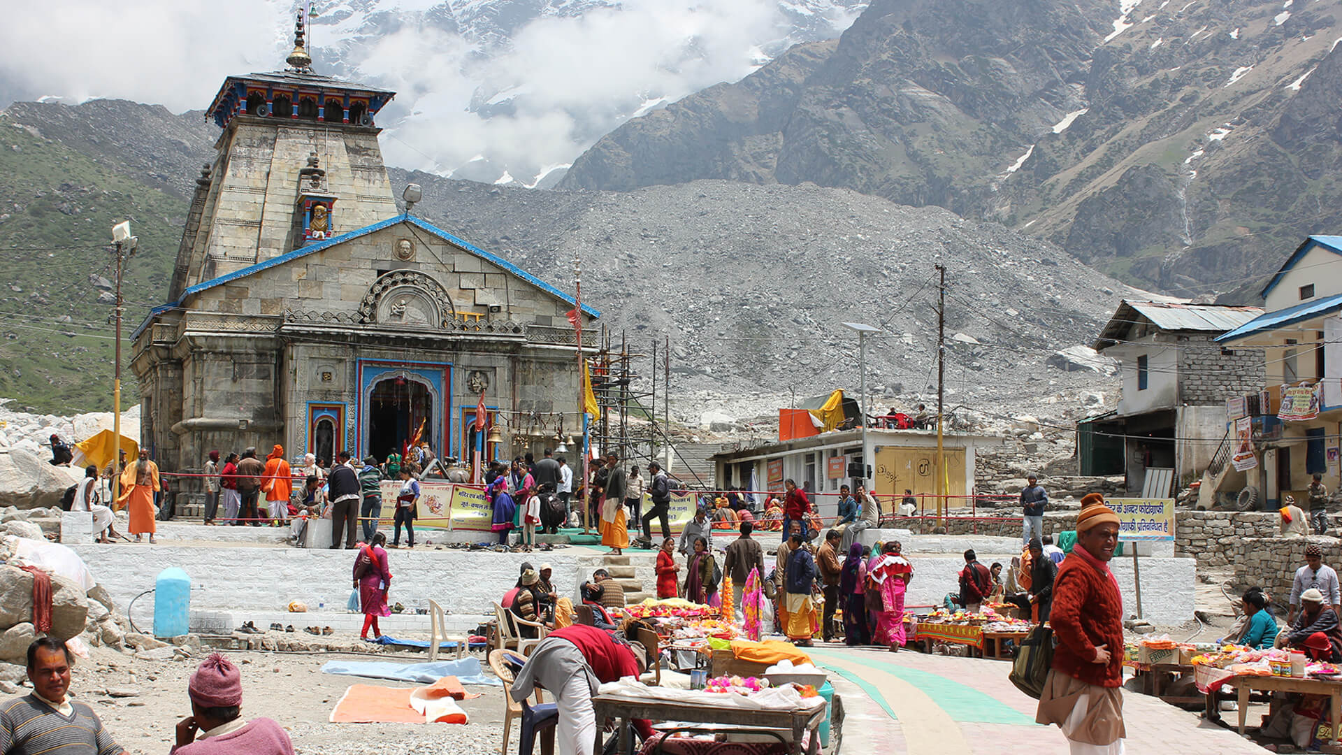 Shri kedarnath and shri badrinath dham yatra Ex- dehradun By Helicopter Same Day Return