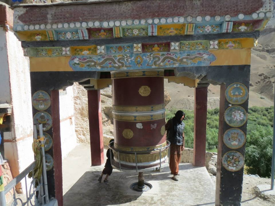 DESTINATION BY ROAD TRIP FOR LEH