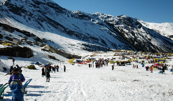 MANALI WEEKEND SPECIAL WITH ROHTANG PASS TOUR