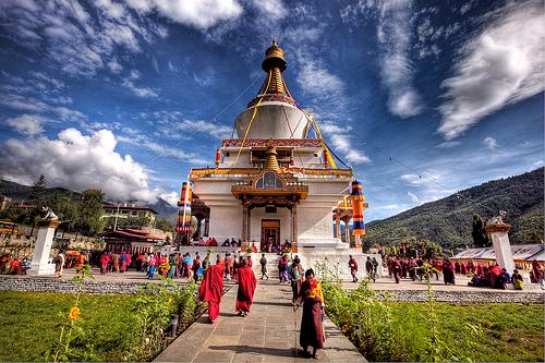 Destination Beautiful Thimphu City | 03 Nts 04 Day