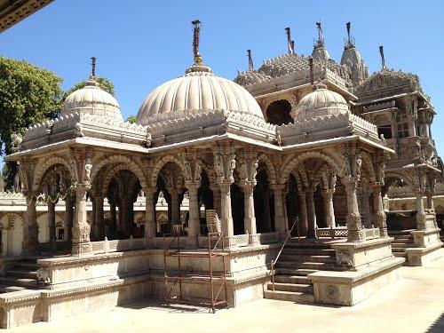 Ahmedabad 1N    Bhavnagar 1N    Gir 2N    Somnath 1N   Dwarka 2N  Rajkot 1N