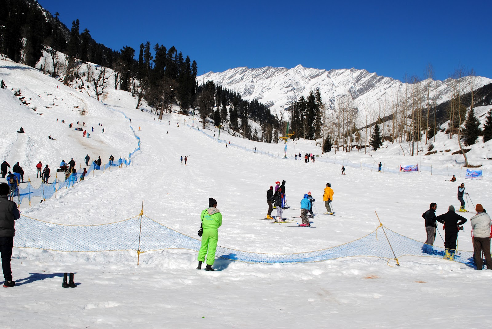 AGRA SHIMLA TOUR PACKAGE