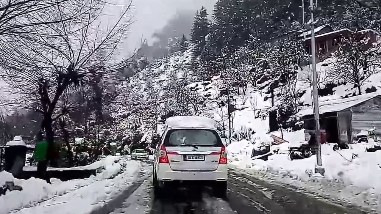 DESTINATION SHIMLA MANALI BY CAR TOUR 05 NOGHT 06 DAYS