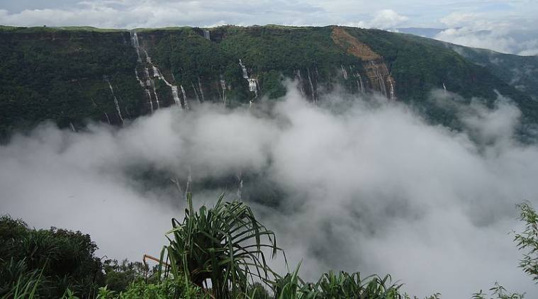 NORTH EAST PACKAGE CHERRAPUNJEE TOUR